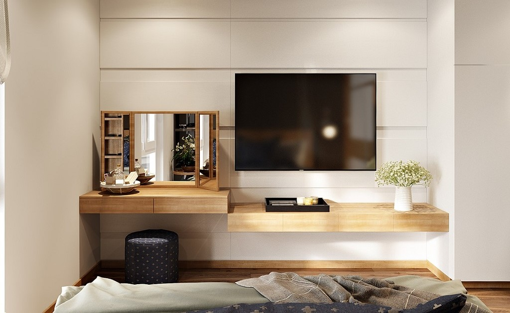 decorate your small self contained bedroom in nigeria